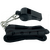 BP601 Champion Sports Whistle & Lanyard Black