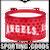 DSPBW1LAA Lizard Skins 1.1mm MLB Los Angeles Angels Bat Grip