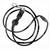 6905-1600 Fox 40 Coaching Pro Folder Magnetic Board Basketball