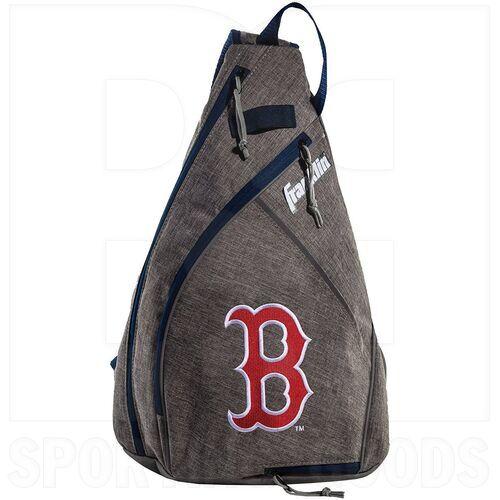 76042-BOS Franklin Sports MLB Boston Red Sox Sling Bag