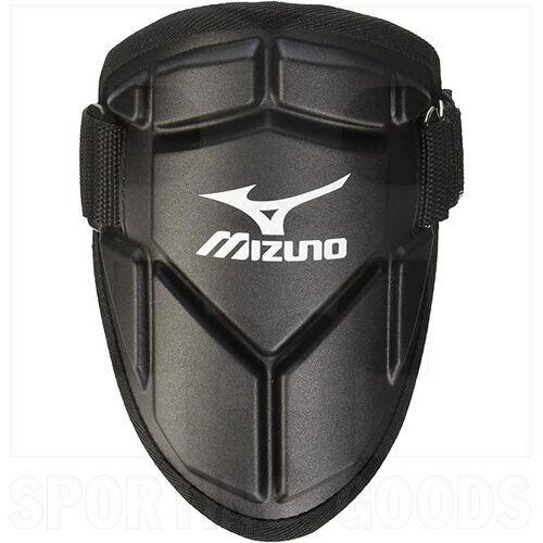 380373.9090.01.0000 Mizuno Softball/Baseball Batter's Elbow Guard Black
