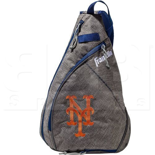 76042-NYM Franklin MLB New York Mets Slingback Bag