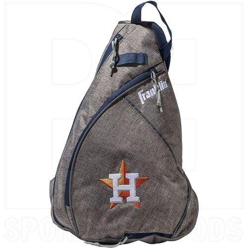 76042-HOU Franklin MLB Houston Astros Slingback Bag