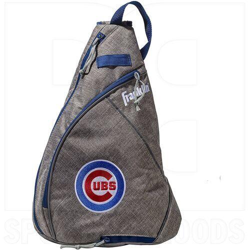 76042-CHC Franklin Chicago Cubs Baseball/Softball Sling Bag