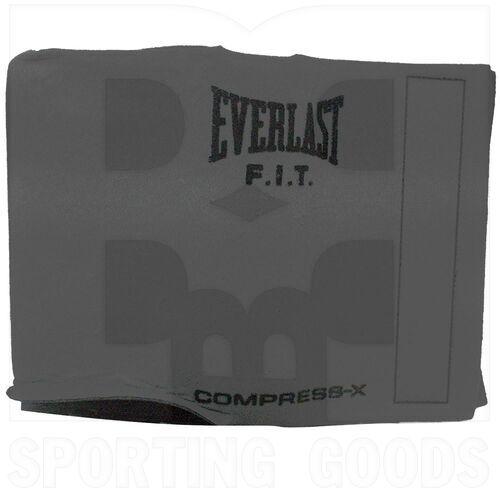 """P378 Everlast Waist Trimmer Slimmer Belt 52"""" L Grey"""