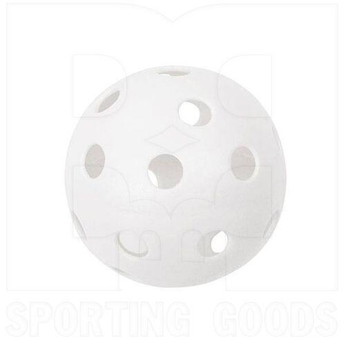 PLBB Champion Sports Baseball Plastic Practice Ball White