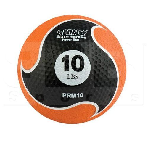 PRM10 Champion Sports Rhino Skin Elite Medicine Ball 10 Lbs