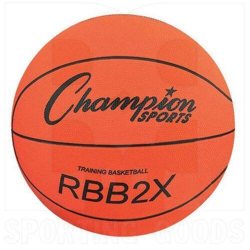 RBB2X Champion Oversized Basketball