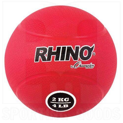 RMB2 Champion Medicine Ball 4.4 Lbs Red