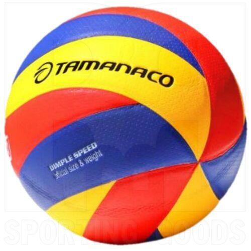V4100-YRS Tamanaco V4100 PU Volleyball Indoor Yellow/Royal/Scarlet Size 5