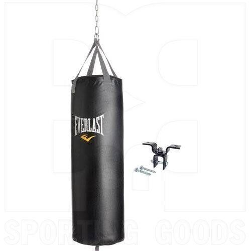 SG400100 Everlast Boxing Heavy Bag 70LB with Wood Beam Hanger