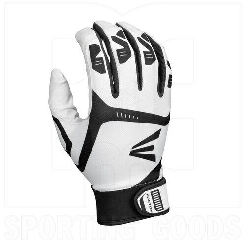 A121018-TB Easton Gametime Batting Gloves T-Ball
