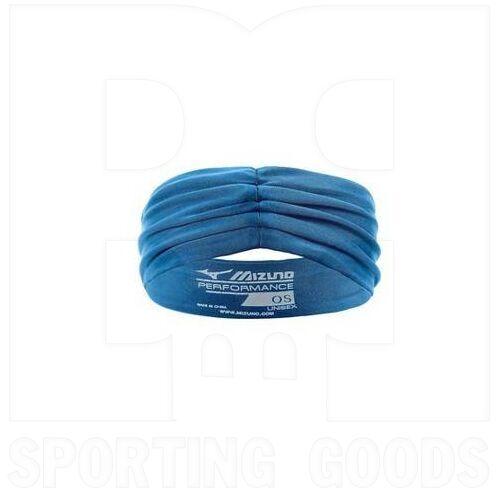 440700.5X5X.10.ONE Mizuno April Ross Vantage Headband Blue
