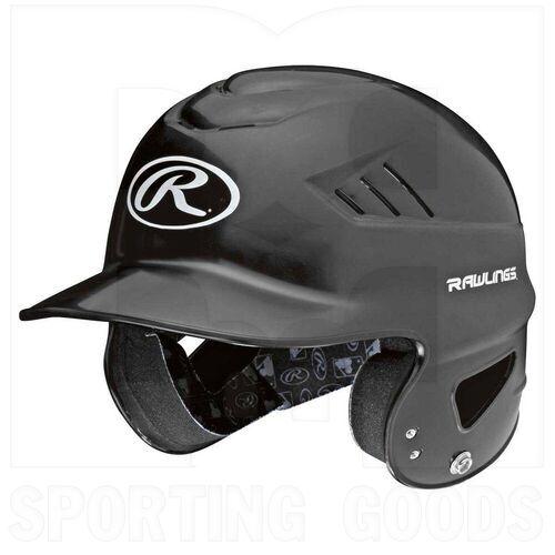 CFTB-BK Rawlings Coolflo T-Ball Batting Helmet Black