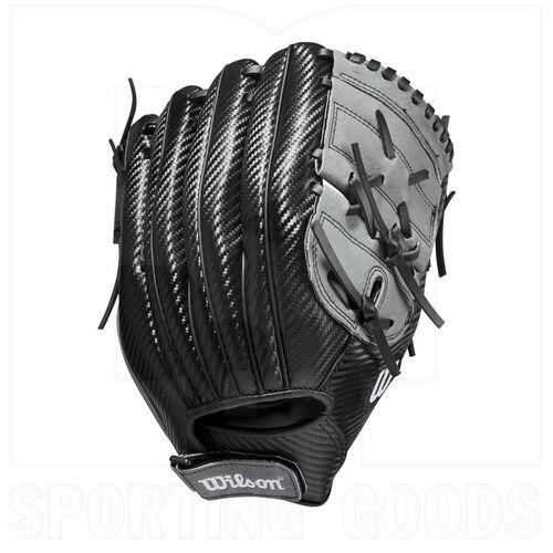 A03RB2112 Wilson A360 Baselball Glove 12' RHT Black/Gray
