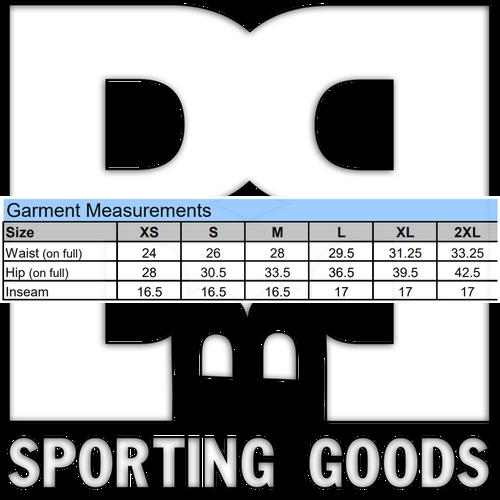 229398.080.XS Augusta Sports Ladies Hyperform Compression Capri Black