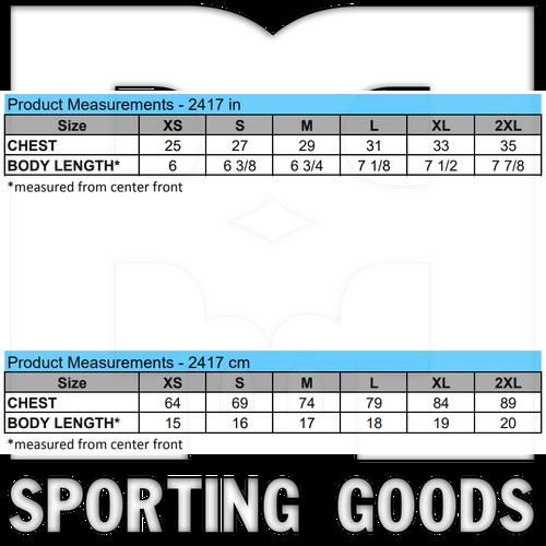 2417.849.L Augusta Ladies All Sports Bra Power Yellow/Graphite