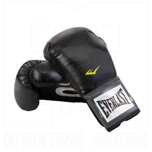 1200014 Everlast Pro Style Training Boxing Gloves Black 14 Oz