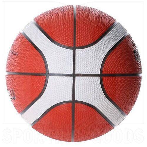 "G20-5 Molten B5G2000 Indoor/Outdoor Rubber Basketball FIBA Approved Size 5 (27.5"")"