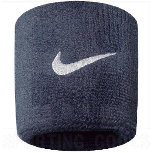 AC0009-416 Nike Swoosh Sweat Wristband Navy