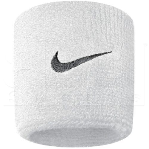 AC0009-101 Nike Swoosh Sweat Wristband White