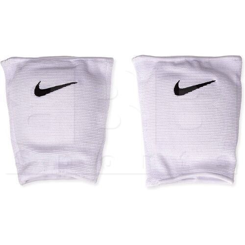 ENIVB07 Nike Essentials Volleyball Knee White Pads Pair