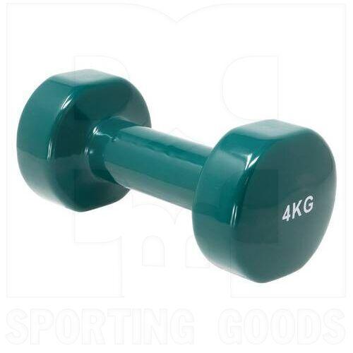 IR92005-4KG Tamanaco Fitness Vinyl Dumbbell 4 Kg / 8.8 Lb Single