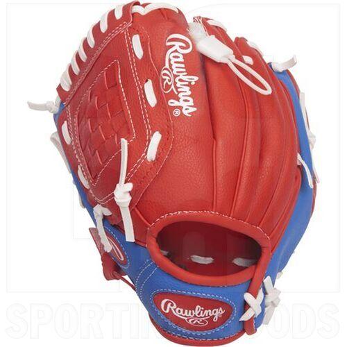 "PL91SR-2 Rawlings Players Series Baseball/Softball Glove 9"" with Soft Core Ball Left Hand Throw"
