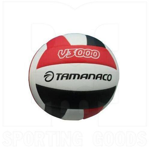 V3000-WBS Tamanaco V3000 Volleyball 5 White/Black/Red