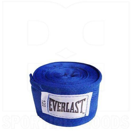 "4455RO Everlast Boxing Hand Wraps Royal 120"""
