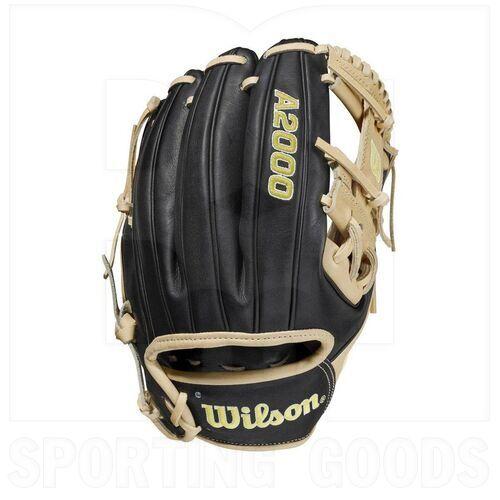 """WBW100084115 Wilson A2000 1786 Baseball Infield Glove 11.5"""" RHT"""