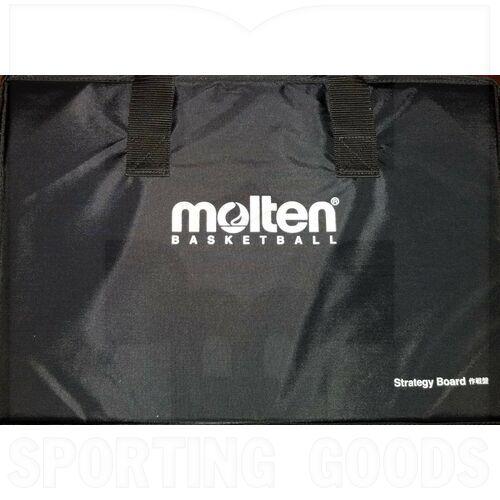 BSB Molten Basketball Strategy Board Coach Black