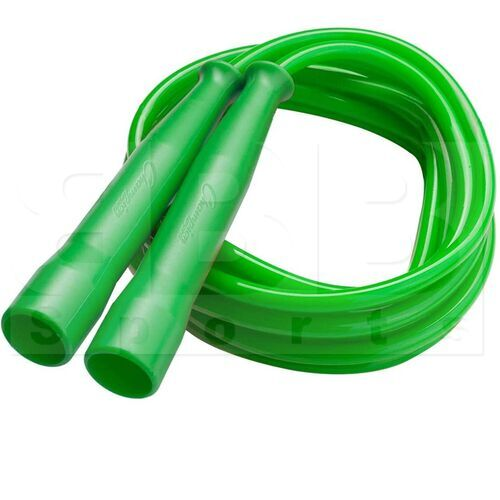 """A240 Champion 10' PVC Speed Jump Rope 6'0"""" Up+ (Unit)"""
