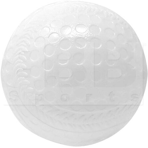 14938P6 Franklin MLB Practice Pitching Plastic Baseballs Solid White