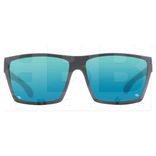 ZZ-EY-PL-TRIP-GRY-BL Zol Trip Polarized Sunglasses Grey w/ Blue Lens