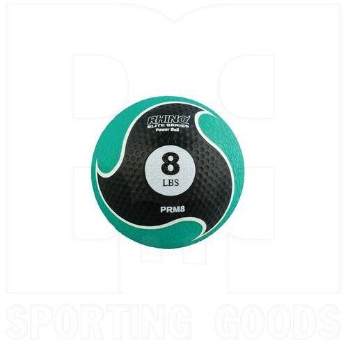 PRM8 Champion Sports Rhino Skin Elite Medicine Ball 8 Lbs
