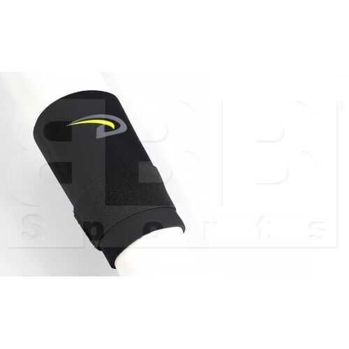 WB3410LG Dux Sports Luctus Compression Wristband With Strap Black