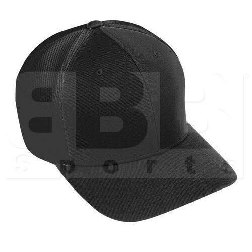 6300.425.L/XL Augusta Flexfit Vapor Cap Black