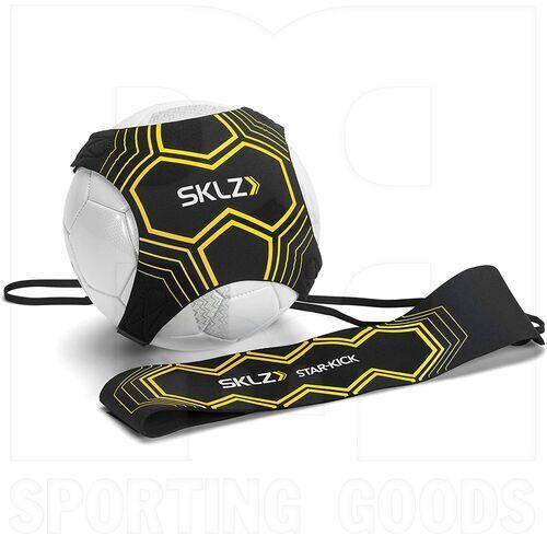 0404 SKLZ Star-Kick Hands-Free Adjustable Solo Soccer Trainer