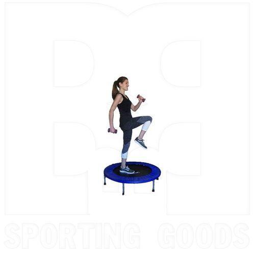 """IRTP01-38-TRAM Tamanaco Exercises Fitness Trampoline 38"""" Diameter"""