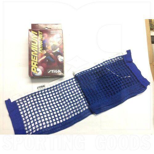 6490-00 Stiga Ping Pong Premium Extra Net Replacement Mesh w/ Clip