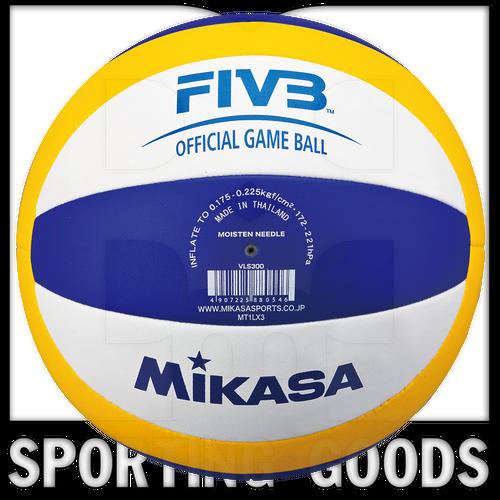 VLS300 Mikasa Beach Champ VLS 300 Volleyball Size 5