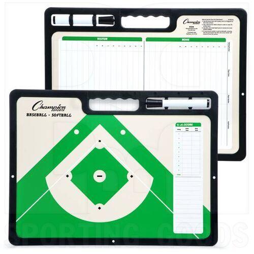 CBBAXL Champion Extra Large Baseball Coaches Board