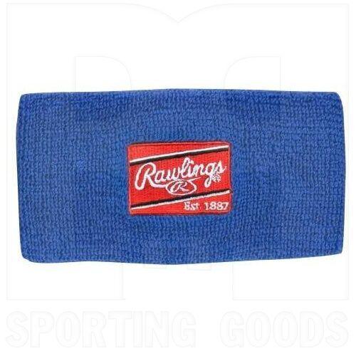 """RWB-R Rawlings RWB-R 6"""" Wristband (Royal)"""