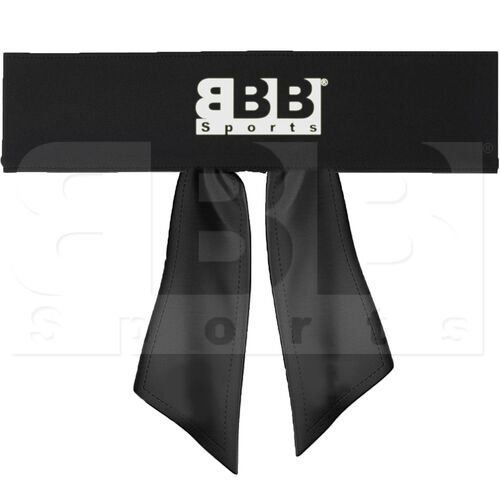 BHTBK BBB Sports Head Tie Black