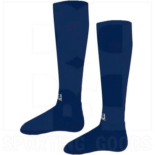 BSKNA-S BBB Sports Professional Athletic OTC Knee Length Socks Pair Navy