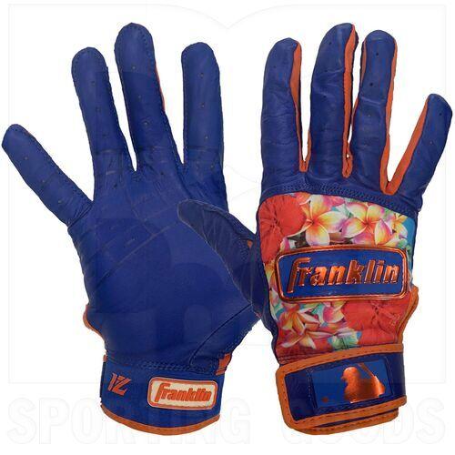 LINDOR-PR-L Franklin Lindor Pro Classic Baseball Batting Gloves