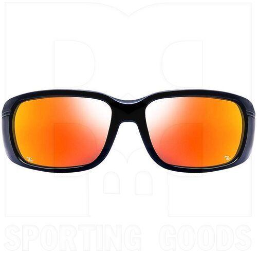 ZZ-EY-UV-CAB-BK-ORG Zol Cabo Sport UV Protection Sunglasses Black w/ Orange Lens