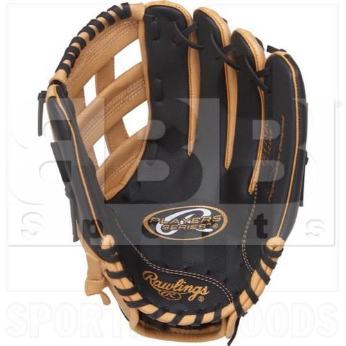 PL115BC Rawlings Baseball/Softball Players Glove 11.5 inches Right Hand Throw