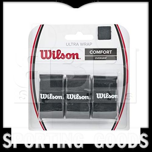 Z4010BK Wilson Sensation Overgrip 3 Black